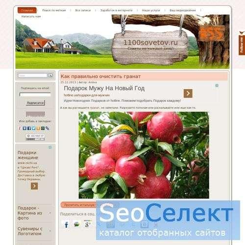 1100 Советов.ру - http://1100sovetov.ru/