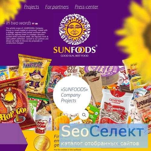 sunfoods.ru - http://www.sunfoods.ru/