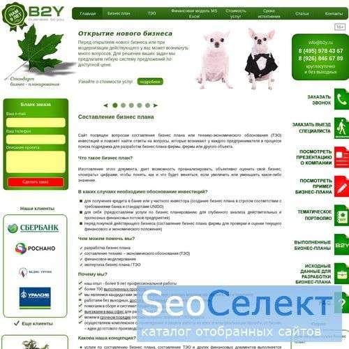 B2Y - Бизнес-планирование - http://www.b2y.ru/